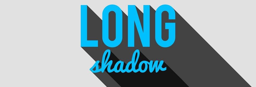 Efecto Long Shadow con CSS3